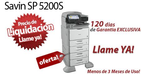 Comprar una Savin SP 5200S