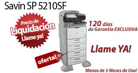 Comprar una Savin SP 5210SF