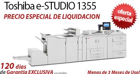 Comprar una Toshiba e-STUDIO1355