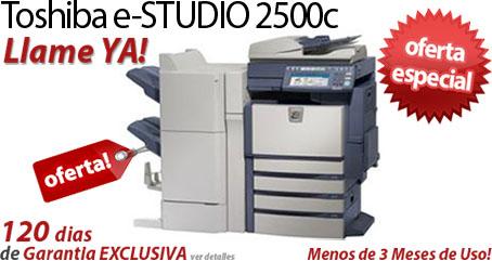Comprar una Toshiba e-STUDIO2500c