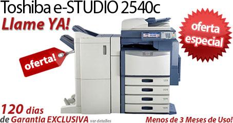Comprar una Toshiba e-STUDIO2540c