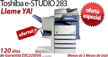 Comprar una Toshiba e-STUDIO283
