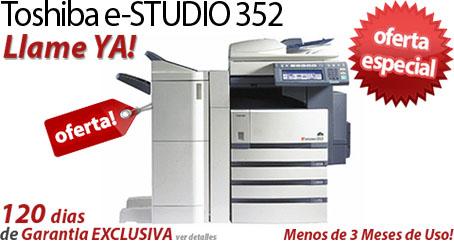 Comprar una Toshiba e-STUDIO352