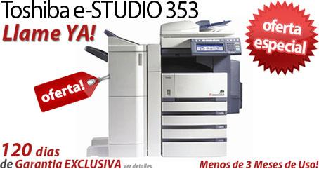 Comprar una Toshiba e-STUDIO353