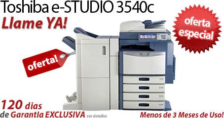 Comprar una Toshiba e-STUDIO3540c