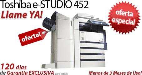 Comprar una Toshiba e-STUDIO452
