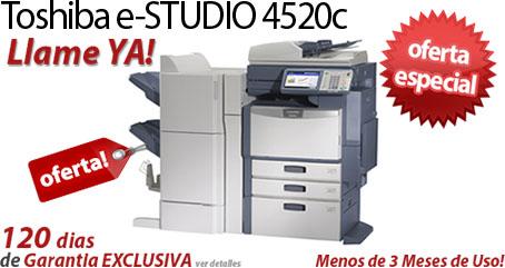 Comprar una Toshiba e-STUDIO4520c