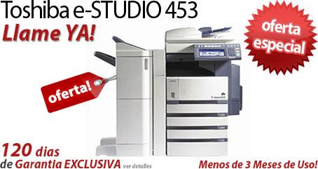 Comprar una Toshiba e-STUDIO453