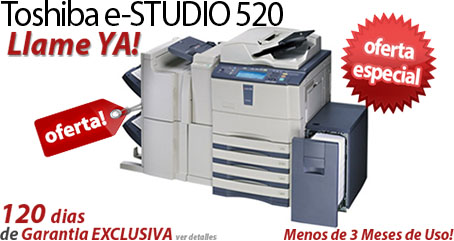 Comprar una Toshiba e-STUDIO520