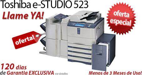 Comprar una Toshiba e-STUDIO523