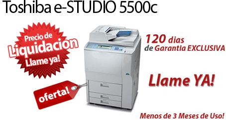 Comprar una Toshiba e-STUDIO5500c