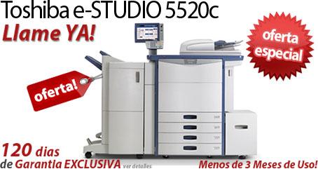 Comprar una Toshiba e-STUDIO5520c
