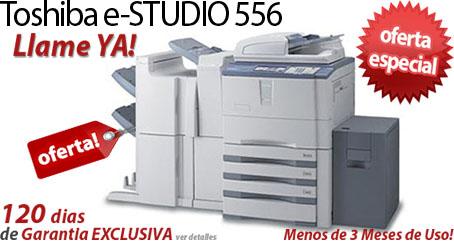 Comprar una Toshiba e-STUDIO556