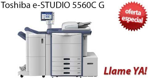 Comprar una Toshiba e-STUDIO 5560C G