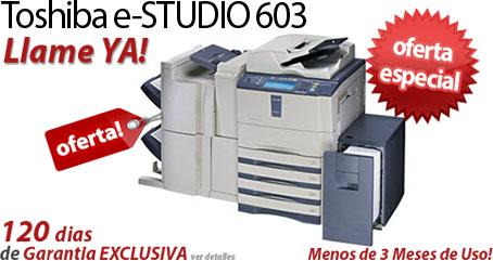 Comprar una Toshiba e-STUDIO603