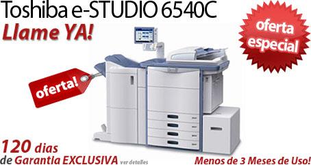 Comprar una Toshiba e-STUDIO6540c