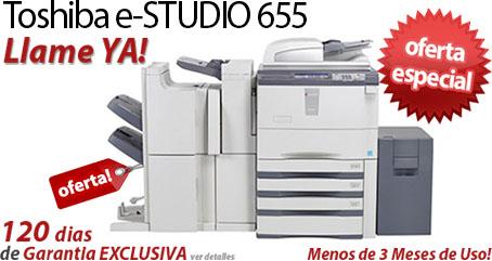 Comprar una Toshiba e-STUDIO655