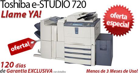 Comprar una Toshiba e-STUDIO720
