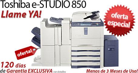 Comprar una Toshiba e-STUDIO850