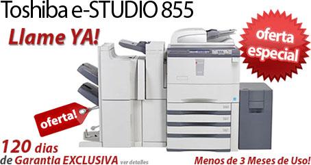 Comprar una Toshiba e-STUDIO855