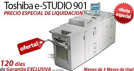 Comprar una Toshiba e-STUDIO901
