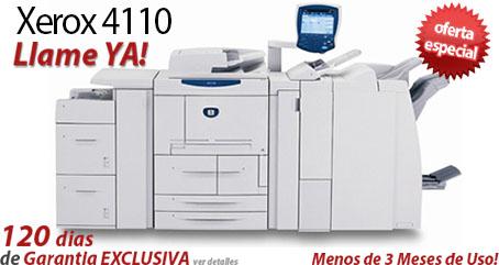 Comprar una Xerox 4110