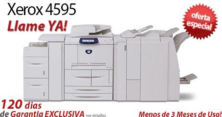 Comprar una Xerox 4595  w FreeFlow Print Server