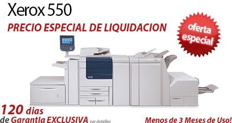Comprar una Xerox Color 550 Printer