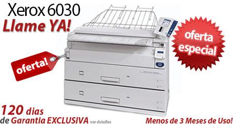Comprar una Xerox 6030 Wide Format