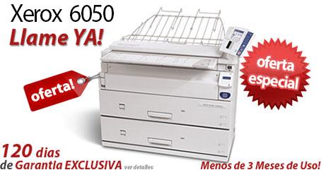 Comprar una Xerox 6050 Wide Format