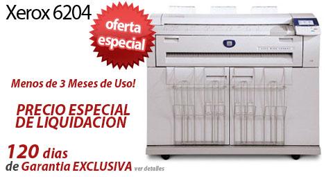 Comprar una Xerox 6204 Wide Format