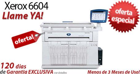 Comprar una Xerox Wide Format 6604