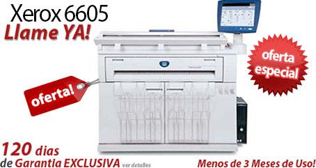 Comprar una Xerox Wide Format 6605
