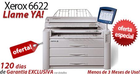 Comprar una Xerox Wide Format 6622