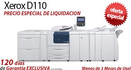 Comprar una Xerox D110