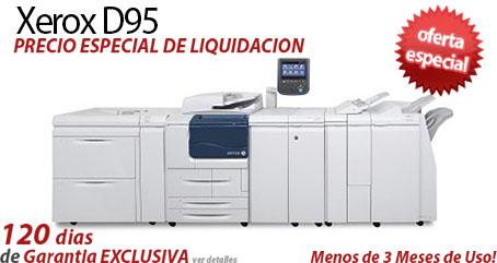 Comprar una Xerox D95