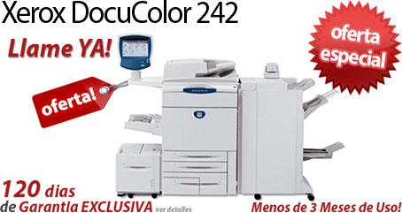 Comprar una Xerox DocuColor 242