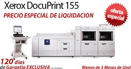 Comprar una Xerox DocuPrint 155