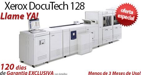 Comprar una Xerox DocuTech 128 Highlight Color