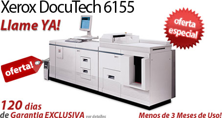 Comprar una Xerox DocuTech 6155
