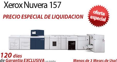 Comprar una Xerox Nuvera 157 EA