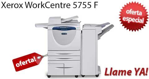 Comprar una Xerox WorkCentre 5755 F