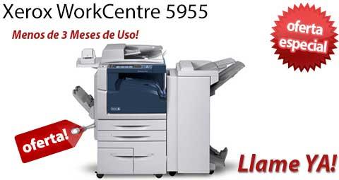 Comprar una Xerox WorkCentre 5955