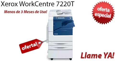 Comprar una Xerox WorkCentre 7220T