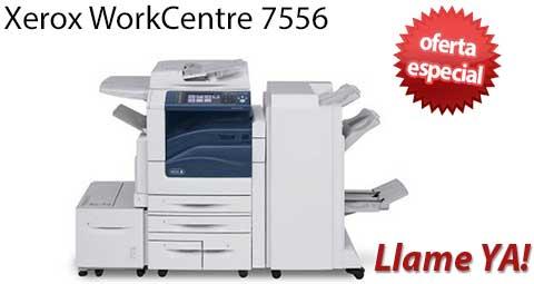 Comprar una Xerox WorkCentre 7556