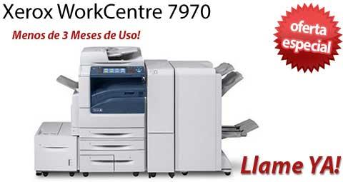 Comprar una Xerox WorkCentre 7970