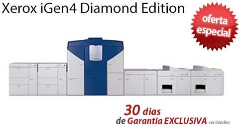 Comprar una Xerox iGen4 Diamond Edition