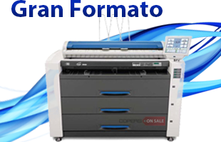 Copiadoras de Gran Formato en venta