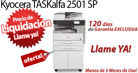 Comprar una Lanier MP 2501SP