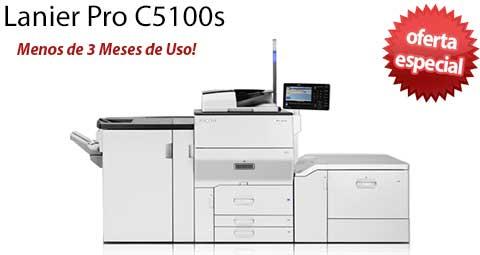 Comprar una Lanier Pro C5100s